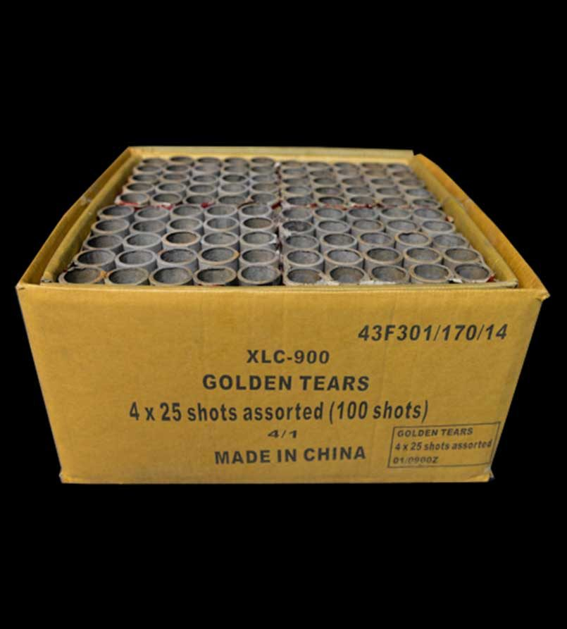 100sh Golden tears