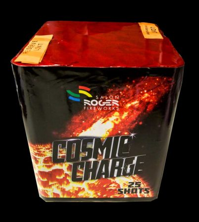 cosmic charge