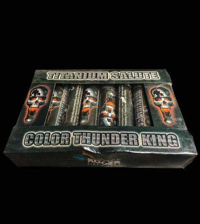 titanium salute thunder king